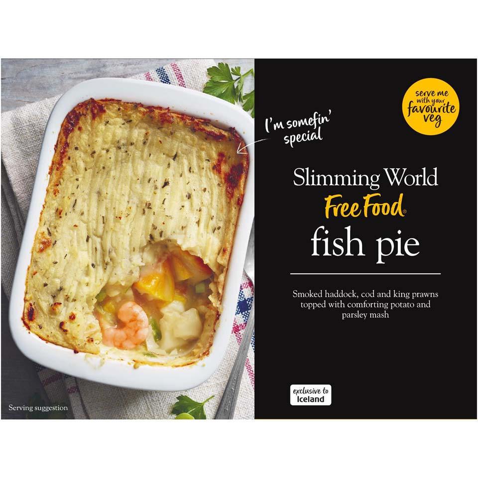Slimming World Fish Pie 500g Frozen Slimming World