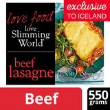 Slimming World Free Food Beef Lasagne 550g