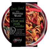 Slimming World Free Food Char Sui Pork Noodles 550g