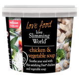 Slimming World Free Food Chicken & Vegetable Soup 500g