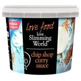 Slimming World Free Food Chip Shop Curry Sauce 350g
