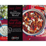 Slimming World Chunky Beef Chilli 550g