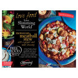 Slimming World Free Food Moroccan Meatball Stew 550g