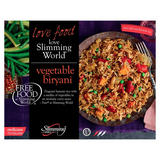 Slimming World Free Food Vegetable Biryani 550g