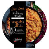 Slimming World Free Food Vegetable Dhal 350g