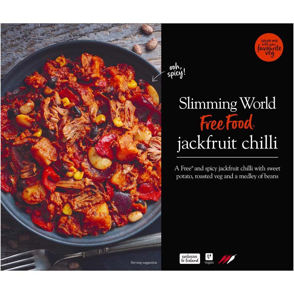 Slimming World Jackfruit Chilli 550g Frozen Slimming World