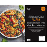 Slimming World Mediterranean-Style Chicken Risotto 550g