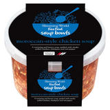 Slimming World Moroccan-Style Chicken Soup 500g