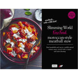 Slimming World Moroccan-Style Meatball Stew 550g