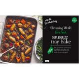 Slimming World sausage tray bake 1.1kg