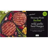 Slimming World Wild Garlic Beef Burger 340g