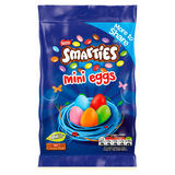 Smarties Milk Chocolate Mini Eggs Sharing Pouch 240g