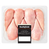 Smithfield Class A Fresh Chicken Breast Fillet Skinless & Boneless 5kg