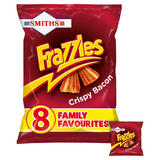 Smiths Frazzles Crispy Bacon Snacks 8 x 18g