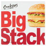Snacksters Big Stack 204g