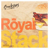 Snacksters Royal Stack 212g