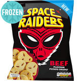 Space Raiders® Beef Flavour 680g