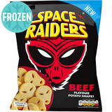 Space Raiders® Beef Flavour Potato Shapes 680g