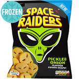 Space Raiders® Pickled Onion Flavour 680g