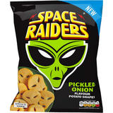 Space Raiders® Pickled Onion Flavour Potato Shapes 680g