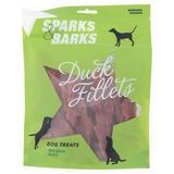 Sparks & Barks Duck Fillets Dog Treats 320g