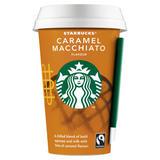 Starbucks Caramel Macchiato Flavoured Milk Iced Coffee 220ml