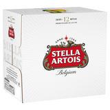 Stella Artois Belgium Premium Lager Bottles 12 x 330ml