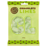 Stockley's Chocolate Limes 225g