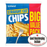 Iceland Straight Cut Chips 2.55kg
