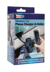 Streetwize Car Phone Holder with Wireless Charging