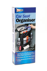 Streetwize Car Seat Organiser with Cool Box