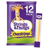 Strings & Things Cheestrings 12 x 20g (240g)