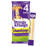 Strings & Things Cheestrings 4 x 20g (80g)