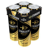 Strongbow Original Cider 4 x 568ml Cans