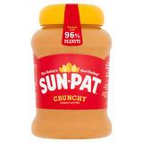 Sun-Pat Crunchy Peanut Butter 600g