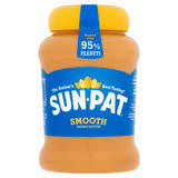 Sun-Pat Smooth Peanut Butter 600g