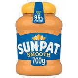 Sun-Pat Smooth Peanut Butter 700g