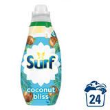 Surf Coconut Bliss Concentrated Liquid Laundry Detergent 24 Washes