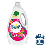 Surf Tropical Lily Concentrated Liquid Laundry Detergent 100 Washes