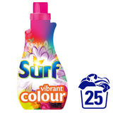 Surf  Vibrant Colour Washing Liquid 25 Wash875ml
