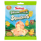 Swizzels Drumchick Squashies Orange & Pineapple Foam Gums