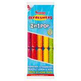 Swizzels Refreshers 2 in 1 Pop 8 x 75ml (600ml)