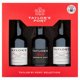 Taylor's Port Selection 3 x 50ml