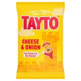 Tayto Cheese & Onion Flavour Potato Crisps 150g