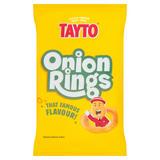 Tayto Onion Rings Onion Flavour Rings 65g