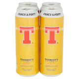 Tennent's Lager Beer 4 x 568ml