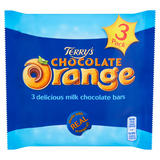Terry's Chocolate Orange Milk 3 Pack 35g