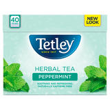 Tetley Peppermint Tea Bags x40