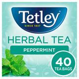 Tetley Peppermint Tea Bags x40