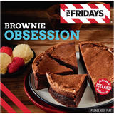 TGI Fridays Brownie Obsession 400g